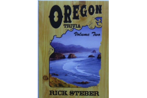 Oregon Trivia Volume Two