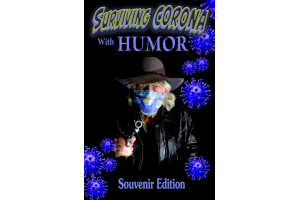 SURVIVING CORONA WITH HUMOR~ANOTHER RICK STEBER LATEST!